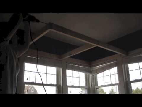 Rafter Storage Build