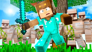 IRON GOLEM TROLL! (Minecraft BED WARS TROLLING)