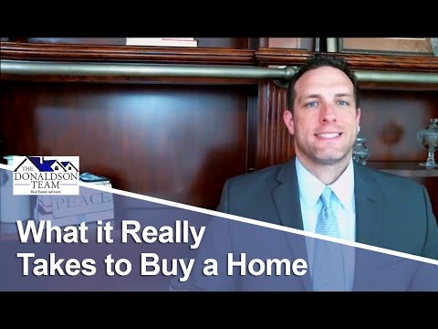 Northern Virginia Real Estate Agent: What it really takes to buy a home