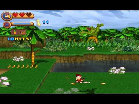 Donkey Kong Beat Em' Up in Game Maker