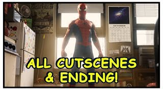 Download Spider-Man PS4: All Cutscenes & Ending (Cinematic Scenes LIKE A MOVIE) Video