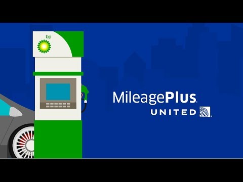 United – Earn and use miles on everyday fuel purchases with BP