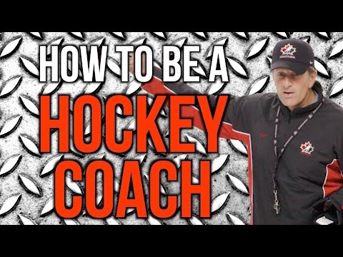 How to be a Hockey Coach - Philosophy, Drills, Board Talk, Motivation,  Favoritism, Shifts