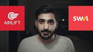 What is Airlift & SWVL transport service? How to use them? - Detailed Review | Lahore | Hamza Asghar