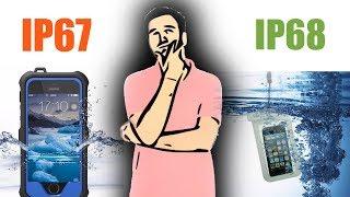 IP67 Vs IP68   Water Proof Vs Water Resistant   How IP67/68 Rating Works !