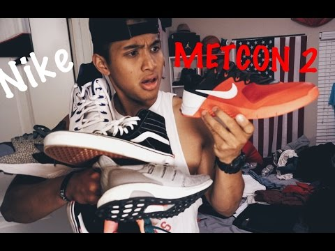 What is THE Best GYM Shoe??! NIKE Metcon 2