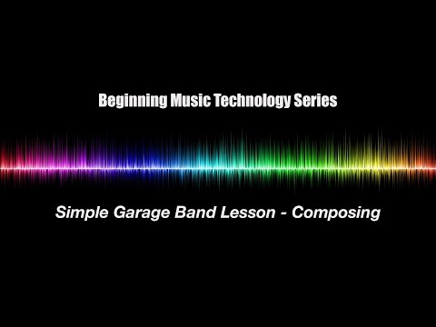 BMTS - Garage Band Melody, Counter-Melody, and Harmony (simple)