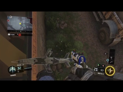 Bo3 unpatched glitch on hunted