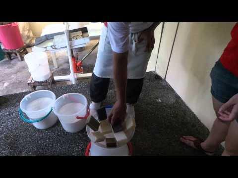 Weekend at The Farm: Oil of Life Tour (How The All-Natural Bath Soap Is Made)