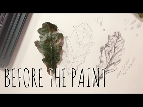 Essential Art Skills: Before you Paint with Watercolor