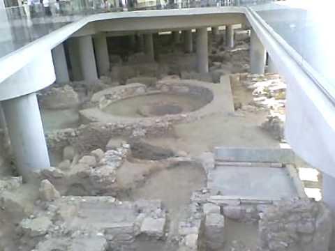 MediMoments 2009: Athens, Greece   Acropolis museum 2