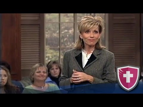 Beth Moore - The Healing Story