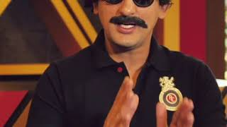 #RCBInsider Mr. Nags has some difficult questions for Kulwant Khejroilya and Navdeep Saini