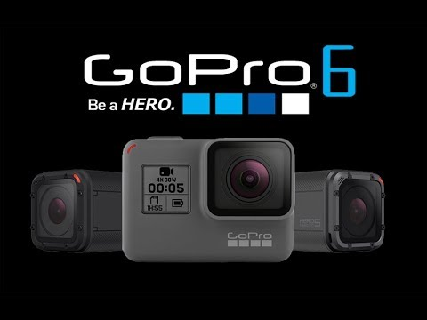 GoPro Hero 6 Release, Rumors, Predictions