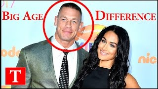 WWE : 5 couples with biggest age difference | Topnewsage