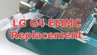 LG G4 Direct eMMC | QDLoader 9008 Fix via SD Card