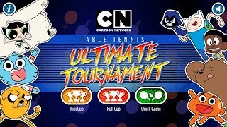 Download Table Tennis Ultimate Tournament - Don't Be A Dino-Sore Loser [Cartoon Network Games] Video