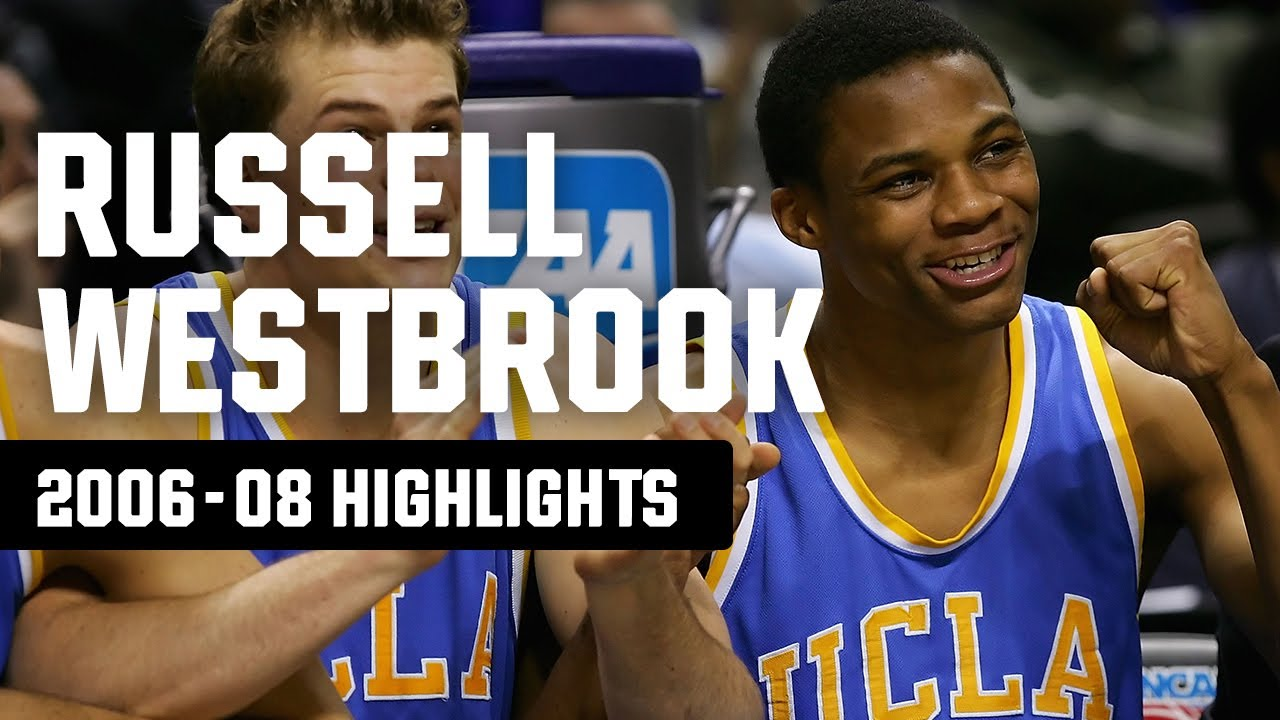 Russell Westbrook highlights: Top March Madness plays