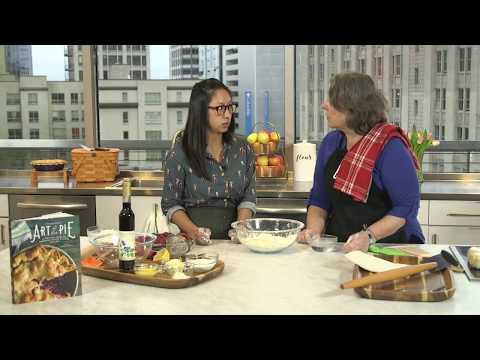 LIVE: Pie Crust Designs and The Art Of The Pie | Allrecipes.com