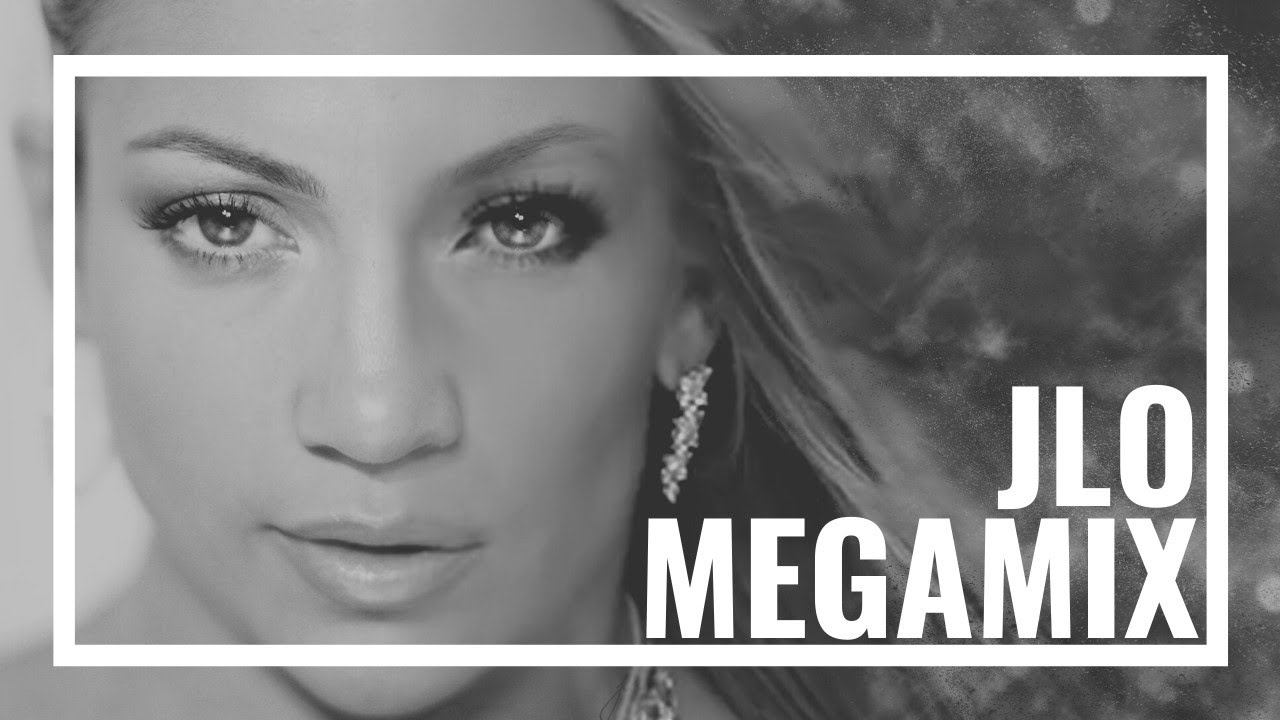 Jennifer Lopez Megamix 2020: The Evolution of JLo [20 Years of Hits!]