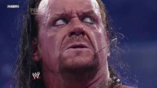 The Undertaker unleashes and destroys everyone(HD 720p) Smackdown!12/03/10