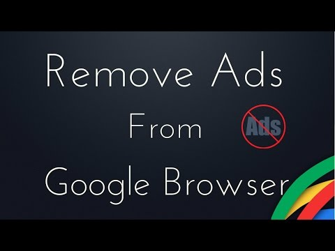 How To  Block Ads from Google Chrome browser In Windows 8 , Windows 10