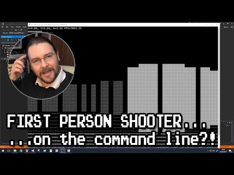 Code-It-Yourself! First Person Shooter (Quick and Simple C++)