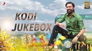 Dharma Yogi - Telugu Juke Box   Dhanush, Trisha   Santhosh Narayanan