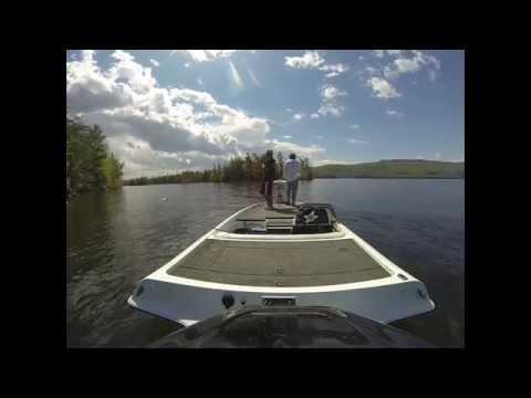 New Hampshire Bass Fishing 2014 Spawn