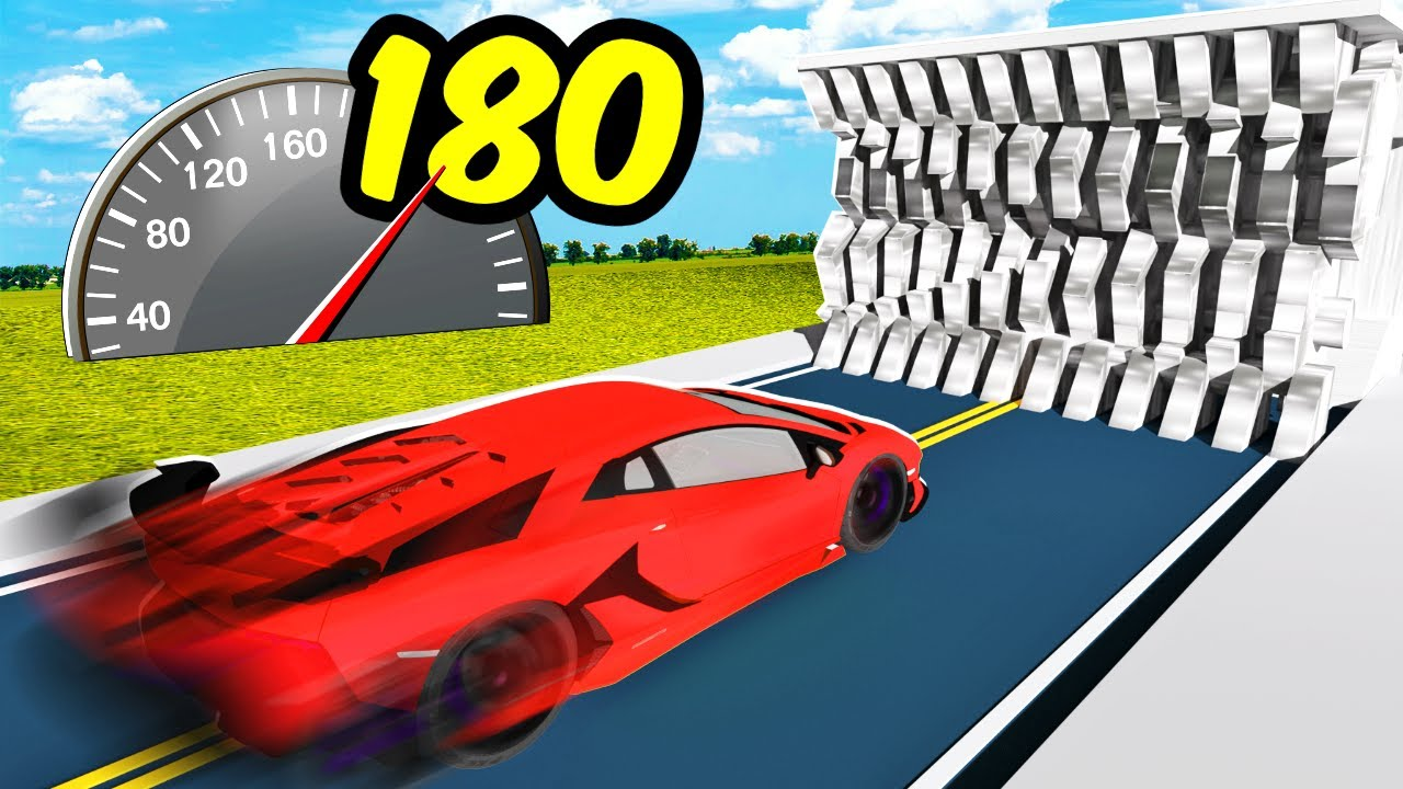 SHREDDING $1,000,000 CARS GIANT CRUSHING MACHINE!