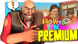 TF2: How to be premium [Voice chat]