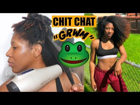 CHIT CHAT GRWM // Feminist, Insecurities, My