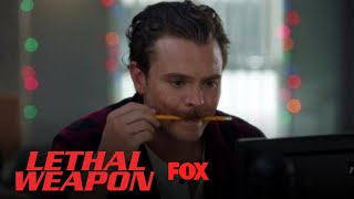 Riggs Tests His Hand At Office Paperwork | Season 2 Ep. 10 | LETHAL WEAPON