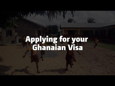 Ghanaian Visa Advice