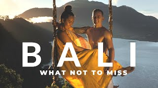 ✅Bali Itinerary - BEST 8 days in Bali (What Not To Miss In BALI, INDONESIA)