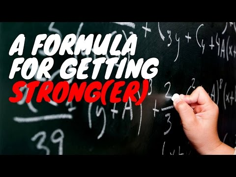 Rugby Strength Training: A Formula For Getting STRONGER!