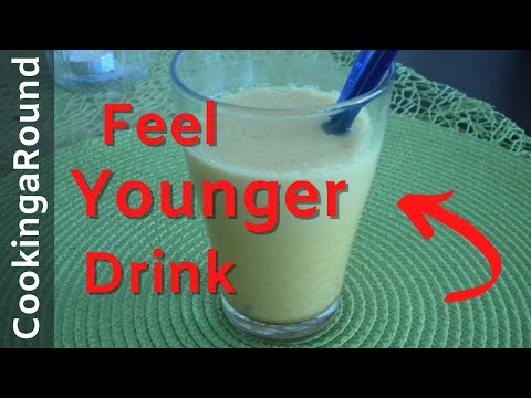 Miracle Drink,  Fountain Of Youth Recipe