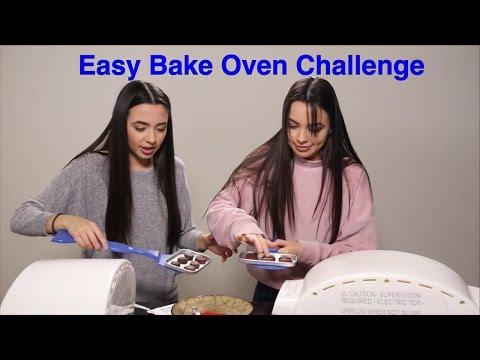 Live: Easy Bake Oven Challenge - Merrell Twins