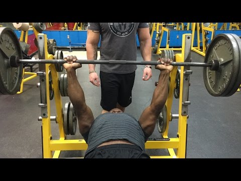 Let's Build A Stronger Bench Press (Chest/Triceps/Abs)