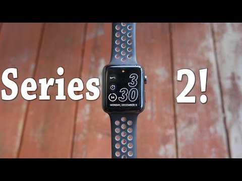 Apple Watch Series 2 In 90 Seconds!