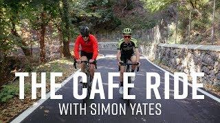 Matt Stephens The Cafe Ride Episode 6 Simon Yates Sigma Sports