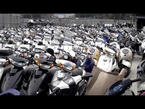 Used Japanese motorbikes/Motorcycle exports - Autorabbit Nara