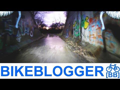 Katy Trail At Night Part 4 Bike Blogger