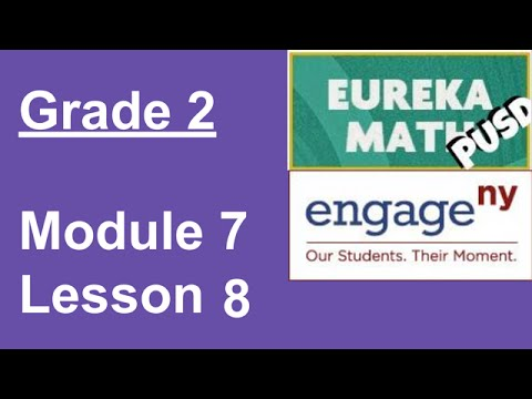 Eureka Math Grade 2 Module 7 Lesson 8
