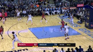 3rd Quarter, One Box Video: Memphis Grizzlies vs. Houston Rockets