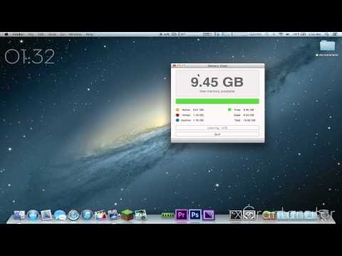 How to speed up your iMac, Macbook, Old MacBook, (Any Apple Computer model)