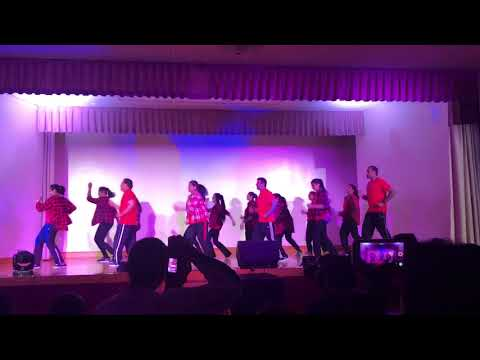 STIOC Sunday School Parents-Dance 2017