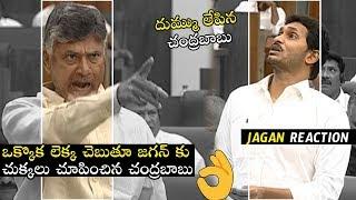 Chandrababu Naidu Shocks to AP CM YS Jagan Mohan Reddy | AP Assembly Budget Sessions 2019 | PQ