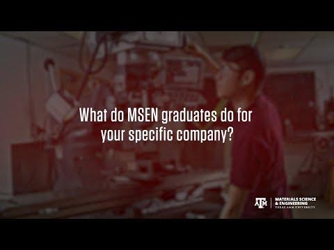 Materials Science Industry Professionals: Job Roles