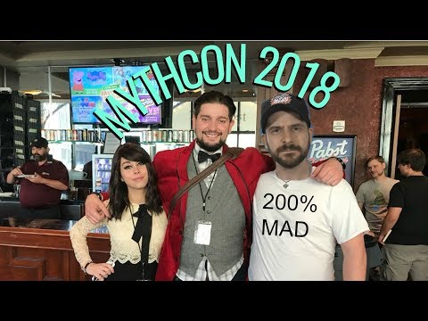 MEET ME IRL! MythCon 2018